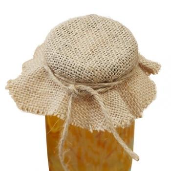 Dekofieber online shop marmeladenglas deko set jute - Marmeladenglas deko ...