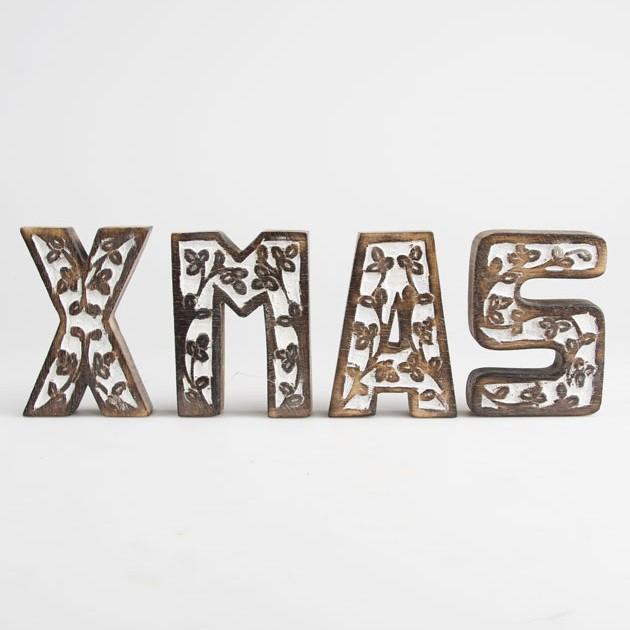 Dekofieber online shop buchstaben weihnachtsdeko xmas for Weihnachtsdeko buchstaben
