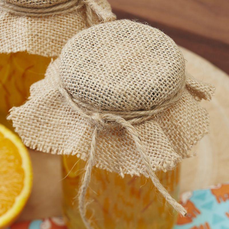 dekofieber online shop marmeladenglas deko set jute