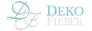 Dekofieber Shop - Hochzeitsdeko, Geburtstagsdeko, Tischdeko, uvm.-Logo