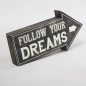Preview: retro-pfeil-follow-your-dreams-1