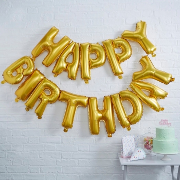 ballon-girlande-happy-birthday-gold