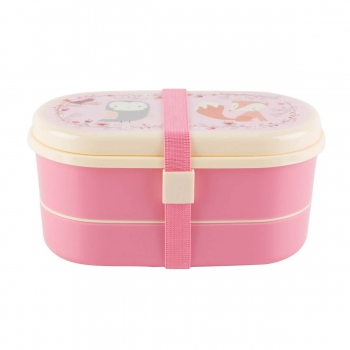 Lunchbox Bento Box Waldtiere