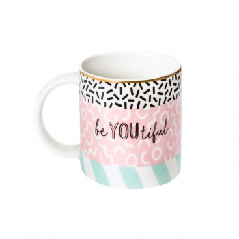 Tasse Memphis Modern Beautiful - bunt