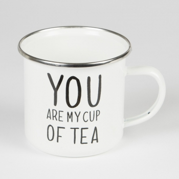 Tasse You Are My Cup Of Tea Emaille