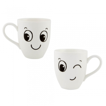 Tasse Smile Face