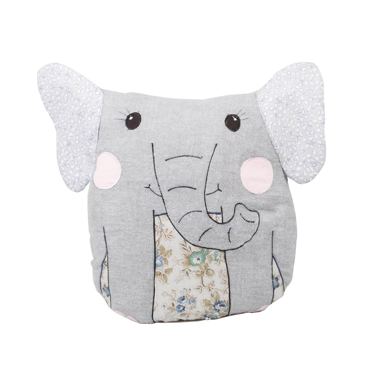 dekofieber online shop elefantenkissen eddie. Black Bedroom Furniture Sets. Home Design Ideas