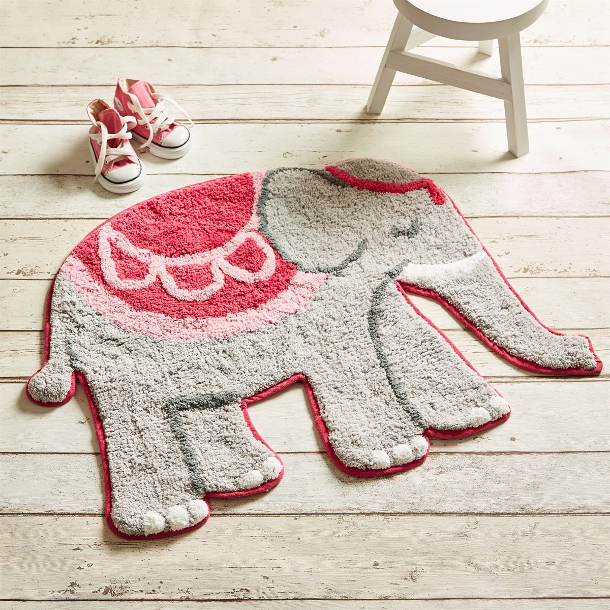 Josefina and Jeffery Elephant Rug PDF Crochet Pattern | Tapete de ... | 1200x1200