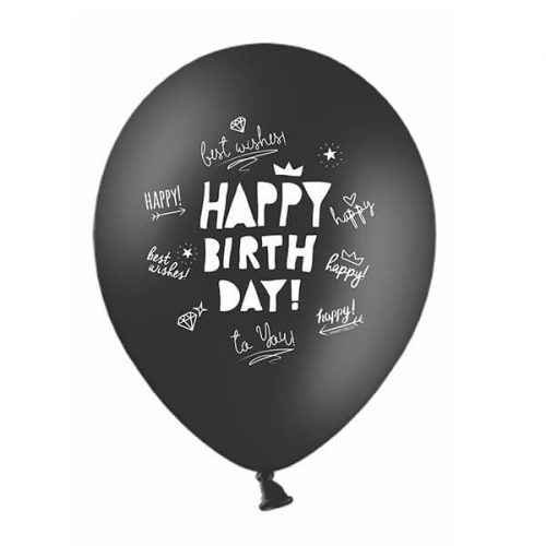 ballons-6-happy-birthday-best-wishes-schwarz-weiss-1