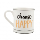 "Tasse ""Choose Happy"""